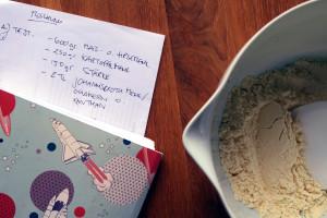 Mehlmischung für Kuchen und Co