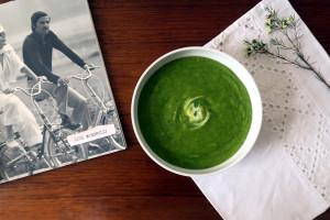 Kartoffel-Brokkoli-Suppe