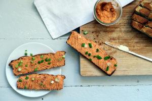 Tomaten-Schafskäse-Dip