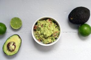 authentisch schmeckende Guacamole